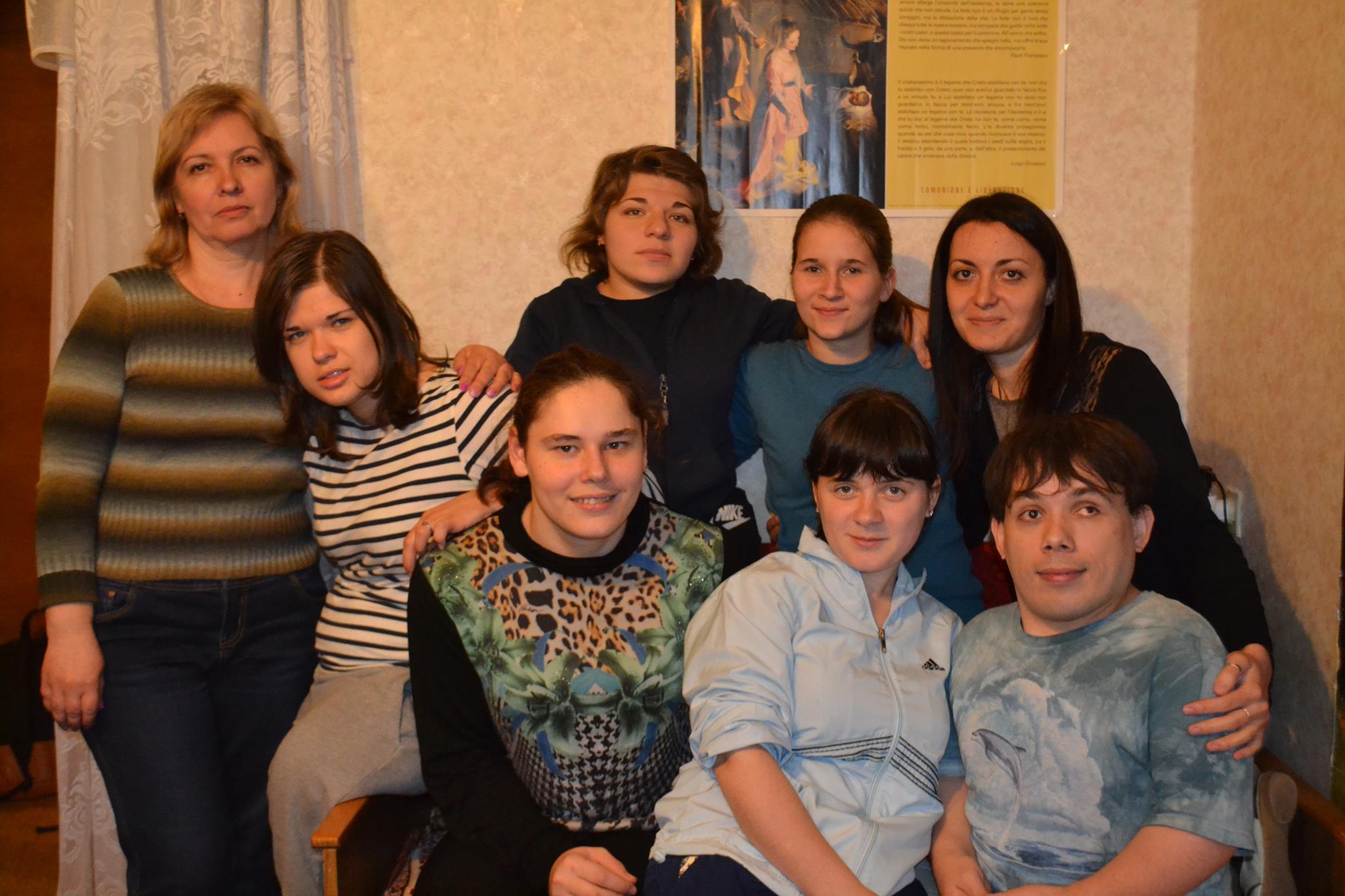 incontri Ucraina ragazzi